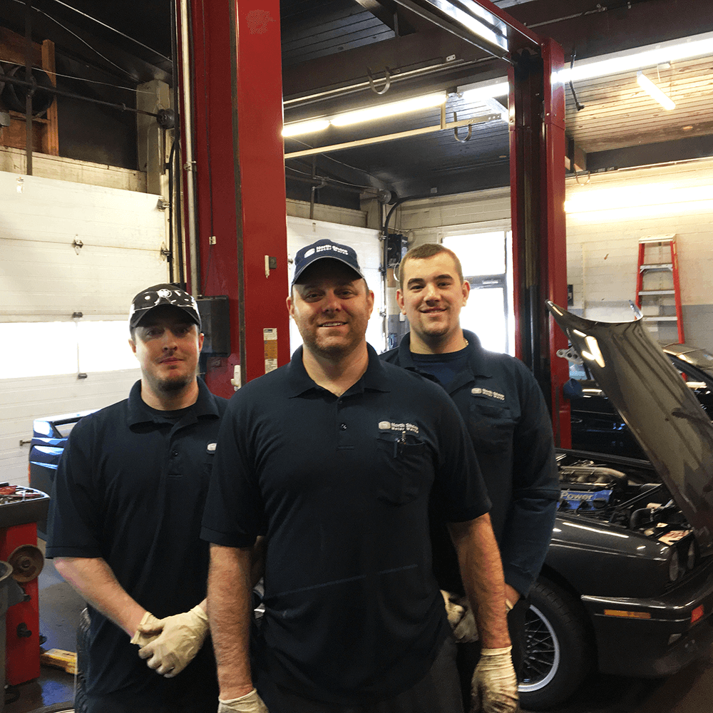 Factory Trained BMW Technicians